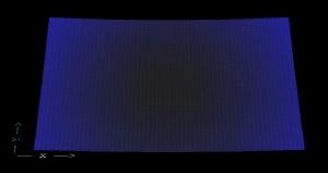Borg 77EDII field curvature 3D