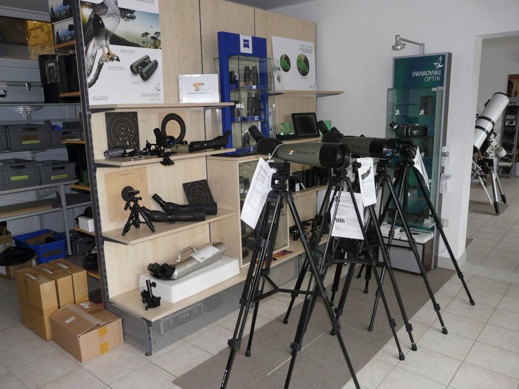 Teleskop Service Showroom
