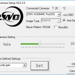 ZWO ASI094MC - ASI Camera Setup